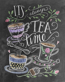 Tea Time @ Multi-Purpose Room - St. Lucas Lutheran Church | Saint Louis | Missouri | United States